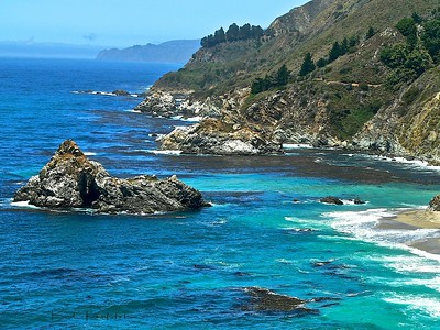 Big Sur Coast California