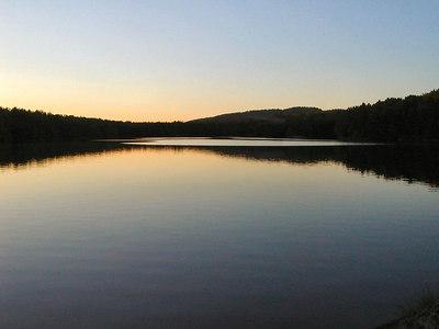 Pond in Vermont