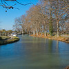 Canal du Midi, South of France