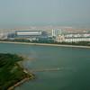 HKG Airport view