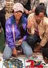 Young Lanten Woman Makes Her Bet, Ban Tin Thad, Laos