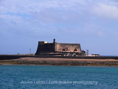 Arrecife, Castillo de San Gabriel