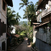 One of the many Luang Prabang bylanes