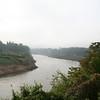 The Nam Khan river