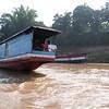Lao style boat