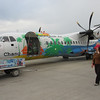 Love the Bangkok Air planes!