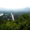 view from Phu Si hill
