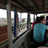 boarding the boat for Don Khon