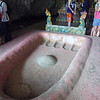 buddha footprint at Tham Sang