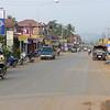 main street Vang Vieng