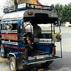 Lao transportation.