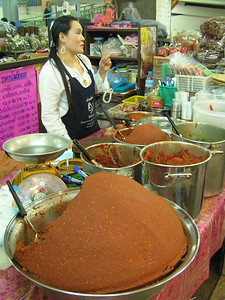 The curry shop, Chaing Mai