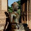 15th Century Lao Buddha at Vientiane's Wat Pha Keo.