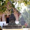 Luang Prabang is the spiritual center of Laos.