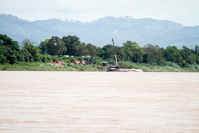 Mekong River Cruise - July 2011
