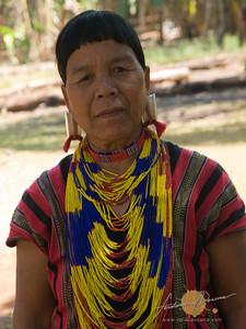 Bolaven Plateau Laven Tribe