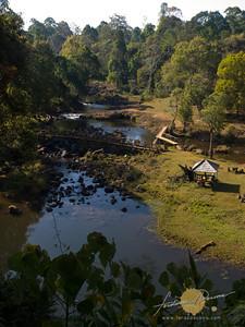 Bolaven Plateau, Tad Yuang Falls
