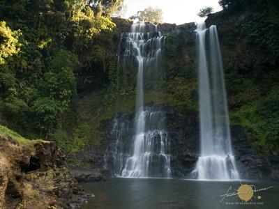 Bolaven Plateau Tad Yuang Falls
