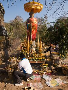 Bun Wat Phu Champasak