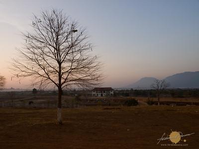 Pakse University Grounds