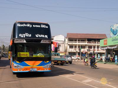 Streets of Vientiane