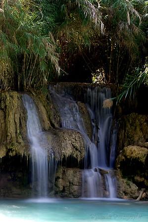 Waterfalls of Luang Prabang