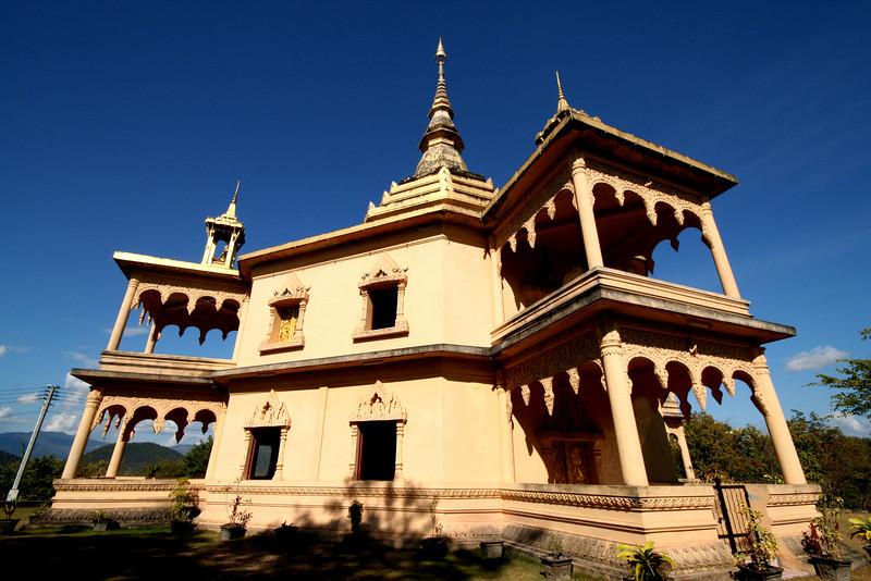 Wat Pa Phon Phao, Luang Prabang.