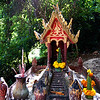 Buddhist shrine at Pak Ou Caves