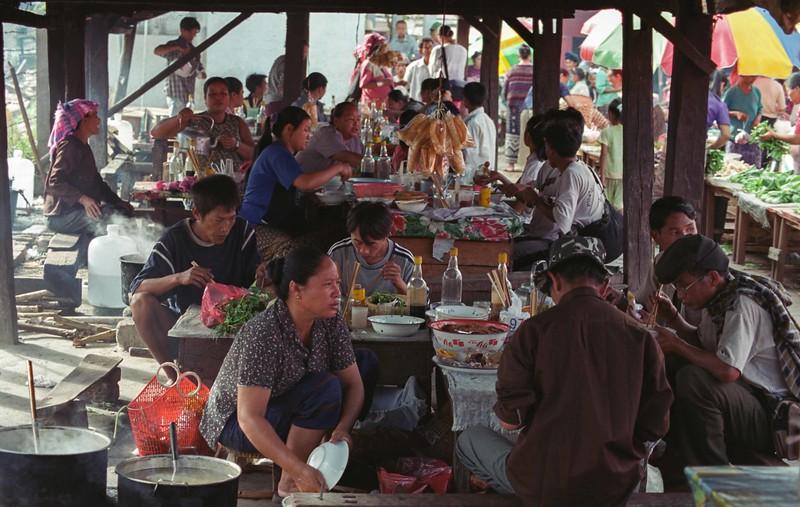 Muang Sing Market  03