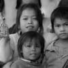 Children at the Pak Ou caves, outside Luang Prabang, Laos