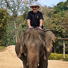 Elephant Village Camp Practice Ride