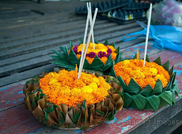 Floats for Festival of Lights