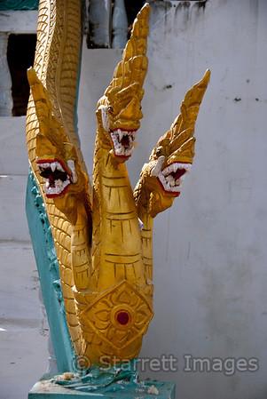 3 headed serpent