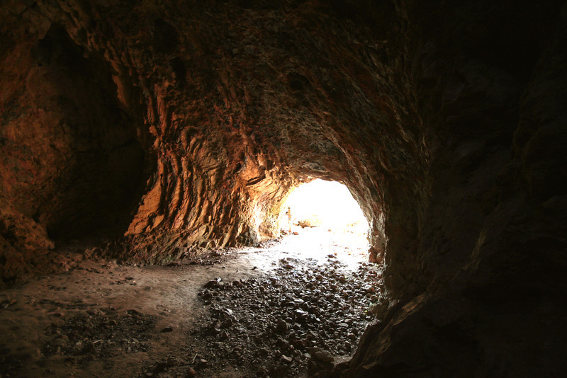 Limestone cave @ Plain of Jars (Site 1), Phonsavan.