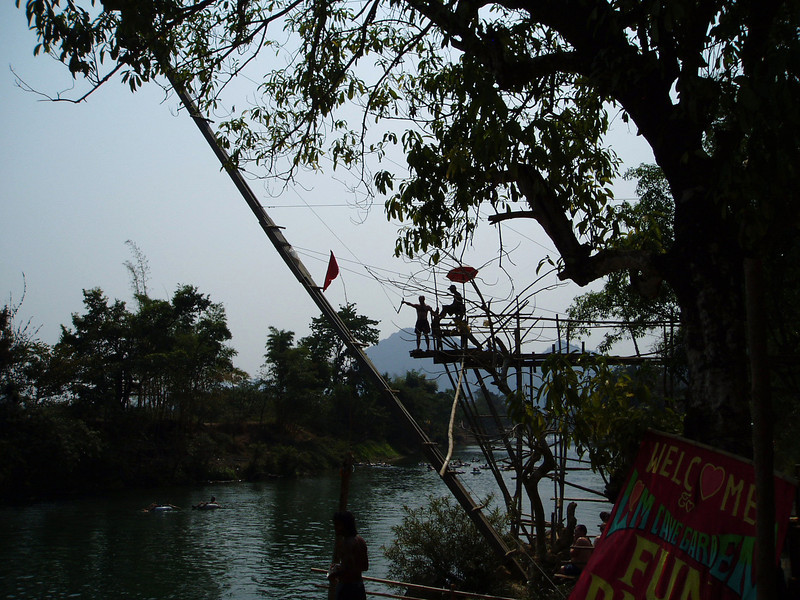 Tubing - Vang Vieng
