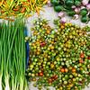 Morning Market Vegtables