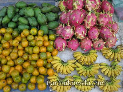 Market Day in Luang Prabang, Laos