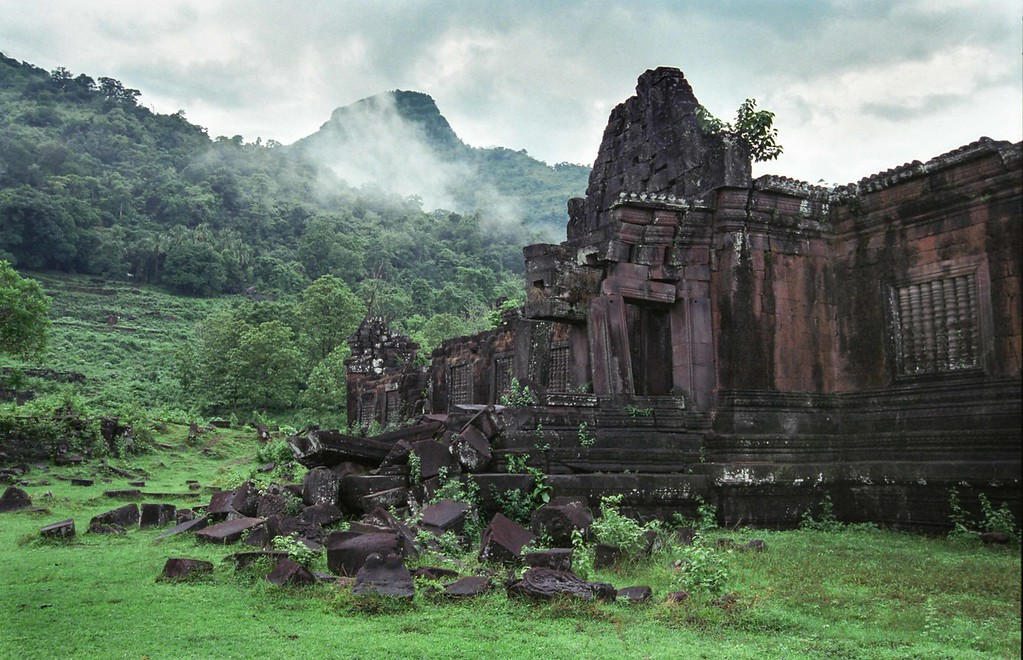 Champasek Wat Phu  01