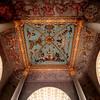 Patuxay (Victory Arch) interior, Vientiane.
