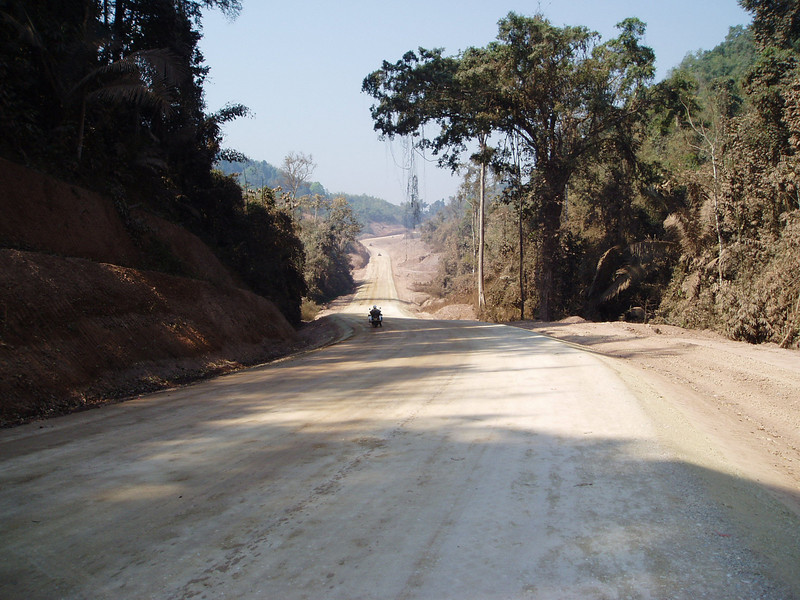 Luang Namtha - Houang Xai Road
