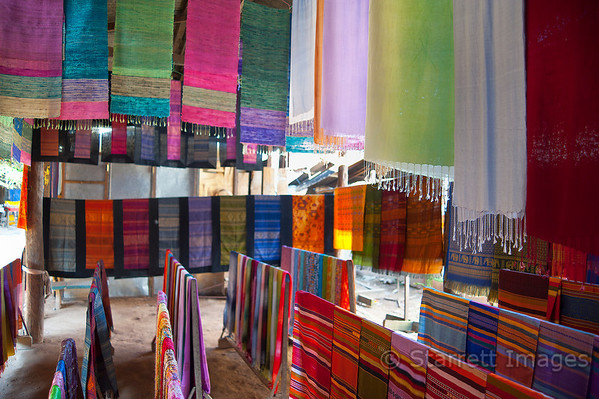 Ban Xanghai weaving