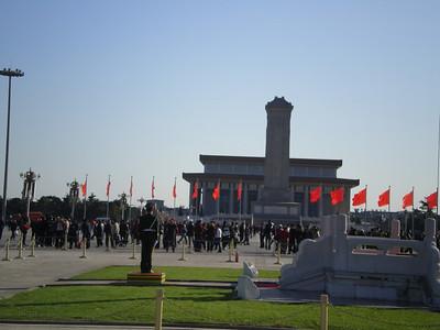 Laoshan Olympic Cycling precinct & Beijing tour