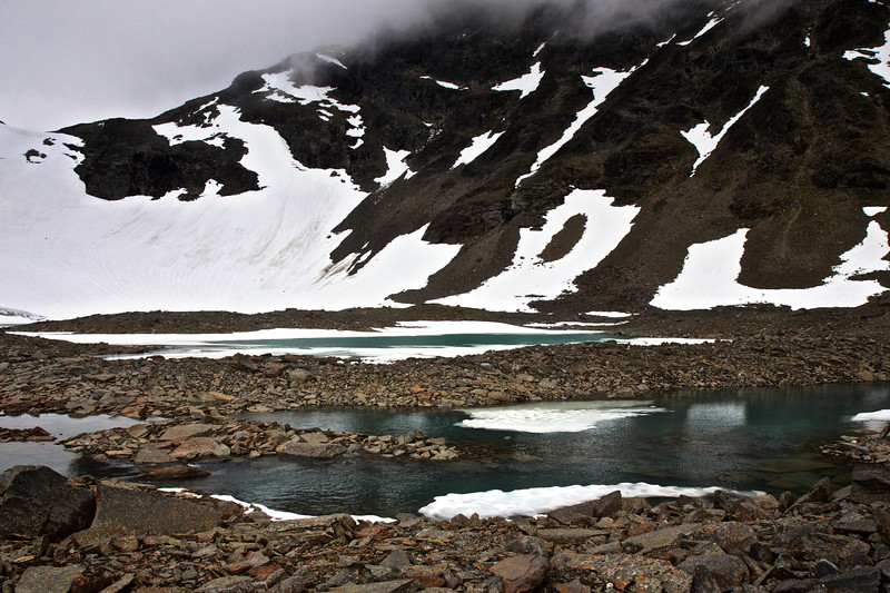Søen ved Östra Syterglejtcher
