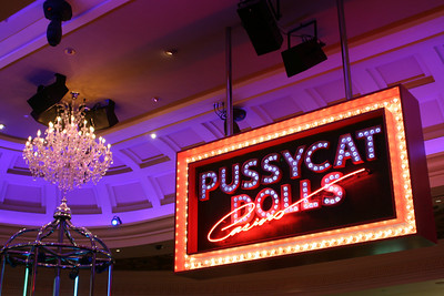 PussyCat Dolls at Caesars