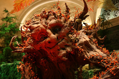 Bellagio Garden monster