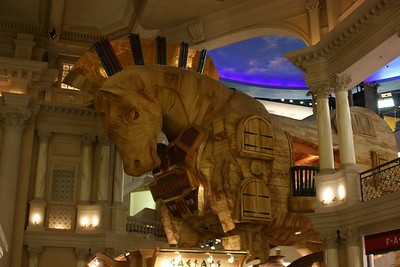 The Trojan Horse at Caesars