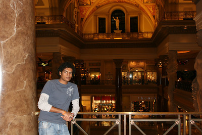 Ullas at Caesars (2)