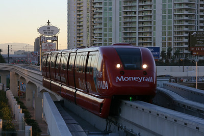 The Las Vegas 'Money Rail'