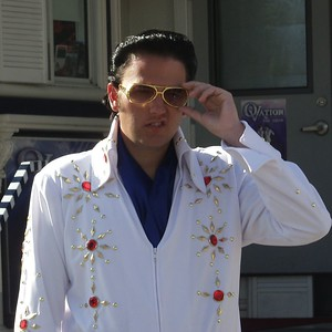 Gotta get a picture of Elvis in Vegas