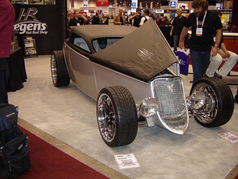 Hot Rods are cool!